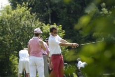 Einheimischen Golfkurs für Fortgeschrittene
