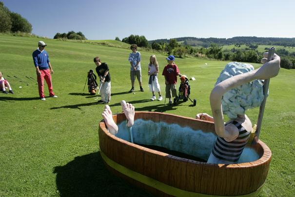 Kinder- & Jugendkurs: Bronze, Silber, Golf